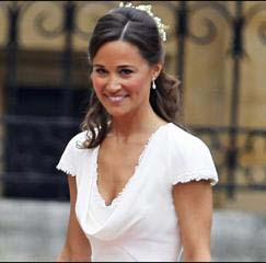 Pippa Middleton Royal Wedding Jewelry