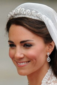 Kate Middleton Royal Wedding Jewelry